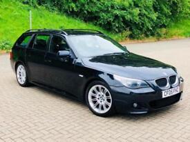 BMW 525 2.5TD auto 2005MY d Sport Touring