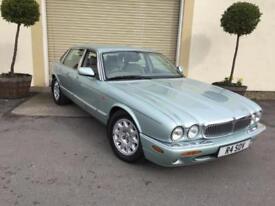 Jaguar XJ 4.0 LWB auto Sovereign (LWB)