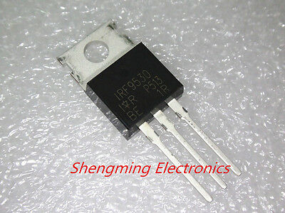 50pcs Irf9530 To-220 Mosfet Transistor Good Quality