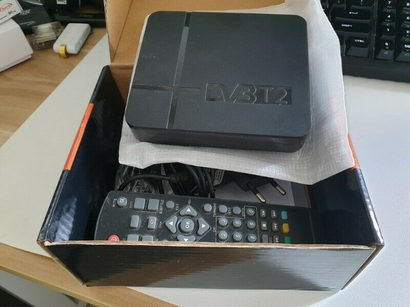 K2 Mini DVB-T2 Digital T2 Set Top Box for Digital TV reception