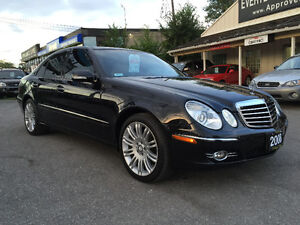 2008 MERCEDES E350 4MATIC **A MUST SEE**