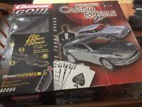 James Bond Casino Royale Race Set