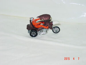 Vtg REDLINE ERA Hot Wheels RRRUMBLERS BOLD EAGLE Motorcycle