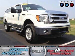 Ford F-150 XLT | 4WD | 3.5L | V6 | Turbocharged 2013