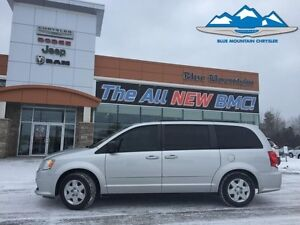 2012 Dodge Grand Caravan SE  ACCIDENT FREE, 7 SEATER, BLUETOOTH,