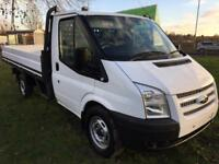 2012 Ford Transit 350 2.2Tdci RWD 3.5T 11FT Dropside, Excellent Condition