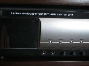Système de cinéma maison avec amplificateur 5.1 West Island Greater Montréal image 6