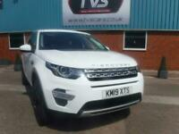 2019 Land Rover Discovery Sport 2.0 Si4 HSE Luxury Auto 4WD (s/s) 5dr SUV Petrol