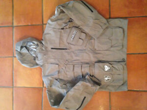 Mens winter jacket Burton analog