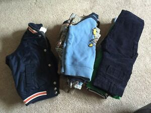 12-18 mos boy's winter lot
