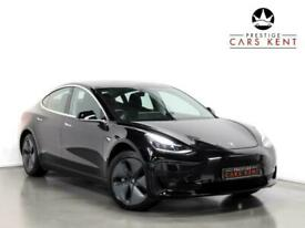 image for 2020 Tesla Model 3 Standard Plus 4dr Auto Saloon Electric Automatic