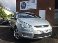 Ford S-MAX 2.0TDCI Titanium 2010 PANORAMIC SUNROOF - FULL SERVICE HISTORY