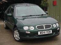 Rover 25 1.4 16v ( 103ps ) iL (103PS). ONLY 67000m. VERY NICE CAR.