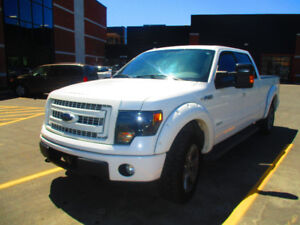 2013 FORD F150 FX4 ECOBOOST 3.5