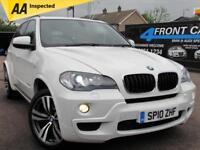 2010 BMW X5 XDRIVE 30D M SPORT AUTOMATIC 4X4 DIESEL 4X4 DIESEL