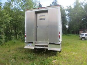 Shop Cube Van - Contractors Van Prince George British Columbia image 6