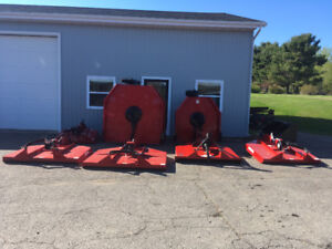 Box Blades, Landscape Rakes, Grader Blades & Rotary Cutters