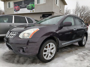 2011 Nissan Rogue SV, AWD, LOADED, Certified, Accident Free