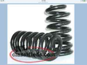 Heavy Plow Springs for F-150 or other trucks using heavy plows