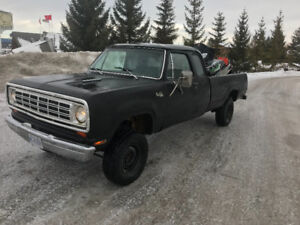 1975 Dodge Other Pickups Pickup Truck