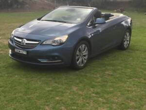 2015 EX DEMO HOLDEN CASCADA CONVERTIBLE Armidale Armidale City Preview