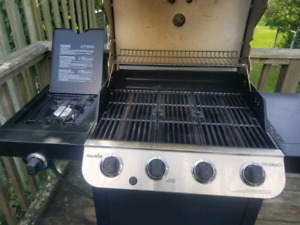 BBQ w/cover
