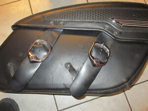 2011 Harley Davidson Road King Saddle Bags