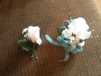 corsages and boutonniers for all occassions