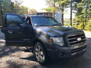 2007 Ford Expedition Limited SUV, Crossover