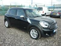 MINI Countryman 1.6 Cooper All 4, diesel 4x4