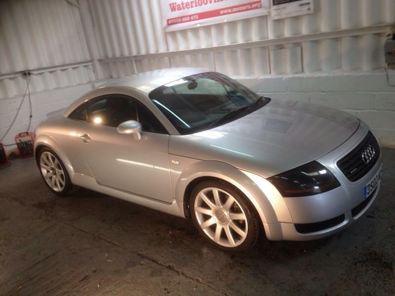 audi tt quattro 180 6 in waterlooville hampshire gumtree. Black Bedroom Furniture Sets. Home Design Ideas
