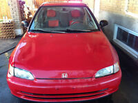 1995 Honda Civic Berline 950$ NEGO