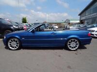 2001 BMW 3 Series 325 Ci 2dr Auto 2 door Convertible