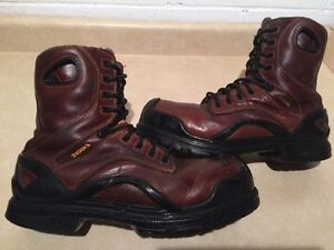 Men's Terra Steel Toe Work Boots Size 9.5 London Ontario image 1