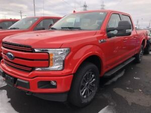 "2018 Ford F150 4x4 - Supercrew Lariat - 157"""" WB"
