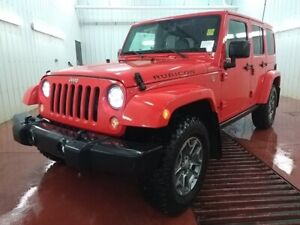 2018 Jeep Wrangler Unlimited Rubicon  - Navigation - $166.05 /Wk