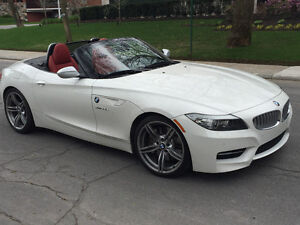 2011 BMW Z4 sDrive35is Roaster série M Convertible