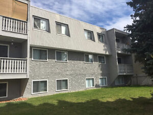 FREE RENT! Only $845 month!! Family friendly 2 bed apart LACOMBE