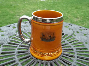Lord Nelson Pottery vintage Stein Mug made in England husband West Island Greater Montréal image 2