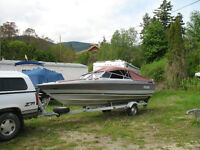 EDSON CHALLENGER BOW RIDER 18 1/2 FOOT