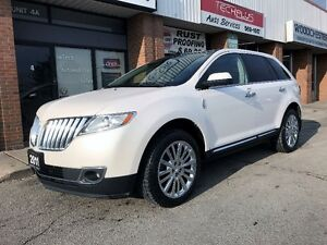 2011 Lincoln MKX NAVIGATION WARRANTY INCLUDED