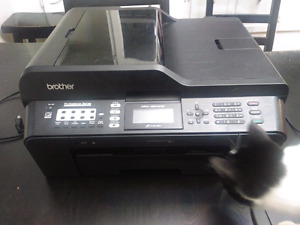 Brother professional series multi-function center
