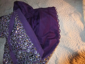 Rhinestone prom dress Kitchener / Waterloo Kitchener Area image 4