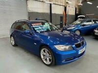 2008 BMW 3 Series 318d M- SPORT (143) - 6 SPEED - AIR CON - ESTATE Diesel Manua