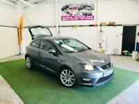 2012 SEAT Ibiza 1.4 TSI FR SportCoupe DSG 3dr Hatchback Petrol Automatic