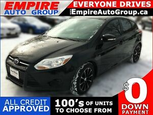 2013 FORD FOCUS SE | FWD | LOW KM'S | EXTRA CLEAN