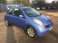 2004 Nissan Micra 1.5dCi ( 82ps ) ( Extras ) SE diesel manual