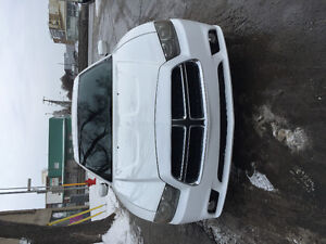2011 Dodge Charger White