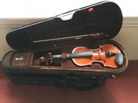 Violin - 1/8, 1/4, 1/2 and 3/4 size available