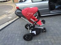 Quinny buzz pram pushchair stroller buggy not car seat